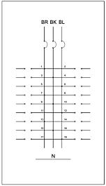 FL-PCDM418100-W/P-100-120/240V-10-10